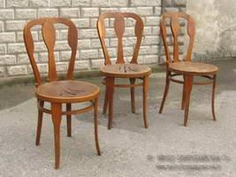 Венские стулья Thonet
