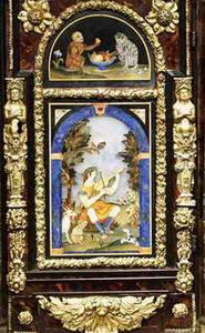 Доменико Куччи , Domenico Cucci, skapis fragments