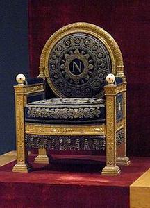 Fransuā Onorē Žakobs, François Honoré Georges Jacob Desmalter krēsls