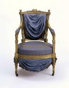 Жан Батист Клод Сене (Jean Baptiste Claude Sené, 1748-1803) krēsls 2