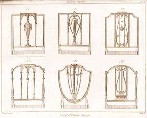 Томас Шератон (англ. Thomas Sheraton; 1751-1806) Английский столяр, развивший неоклассические идеи