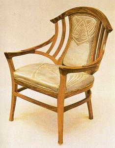 Henrijs van de Velde, Henry Clemens Van de Velde krēsls